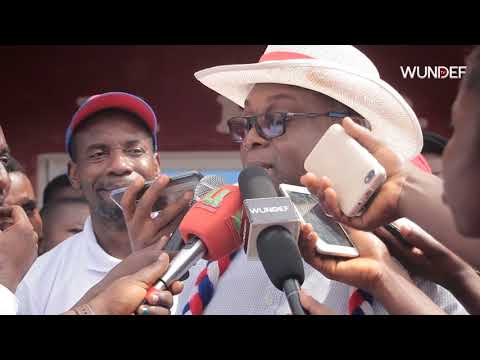 """""""I am bringing a new hope to the Odotobiri Constituency"""" – Lawyer Anthony Mmieh"""