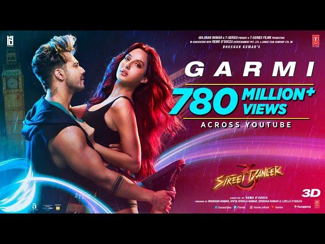 Garmi Song | Street Dancer 3D | Varun D, Nora F, Shraddha K, Badshah, Neha K | Remo D | T-Series