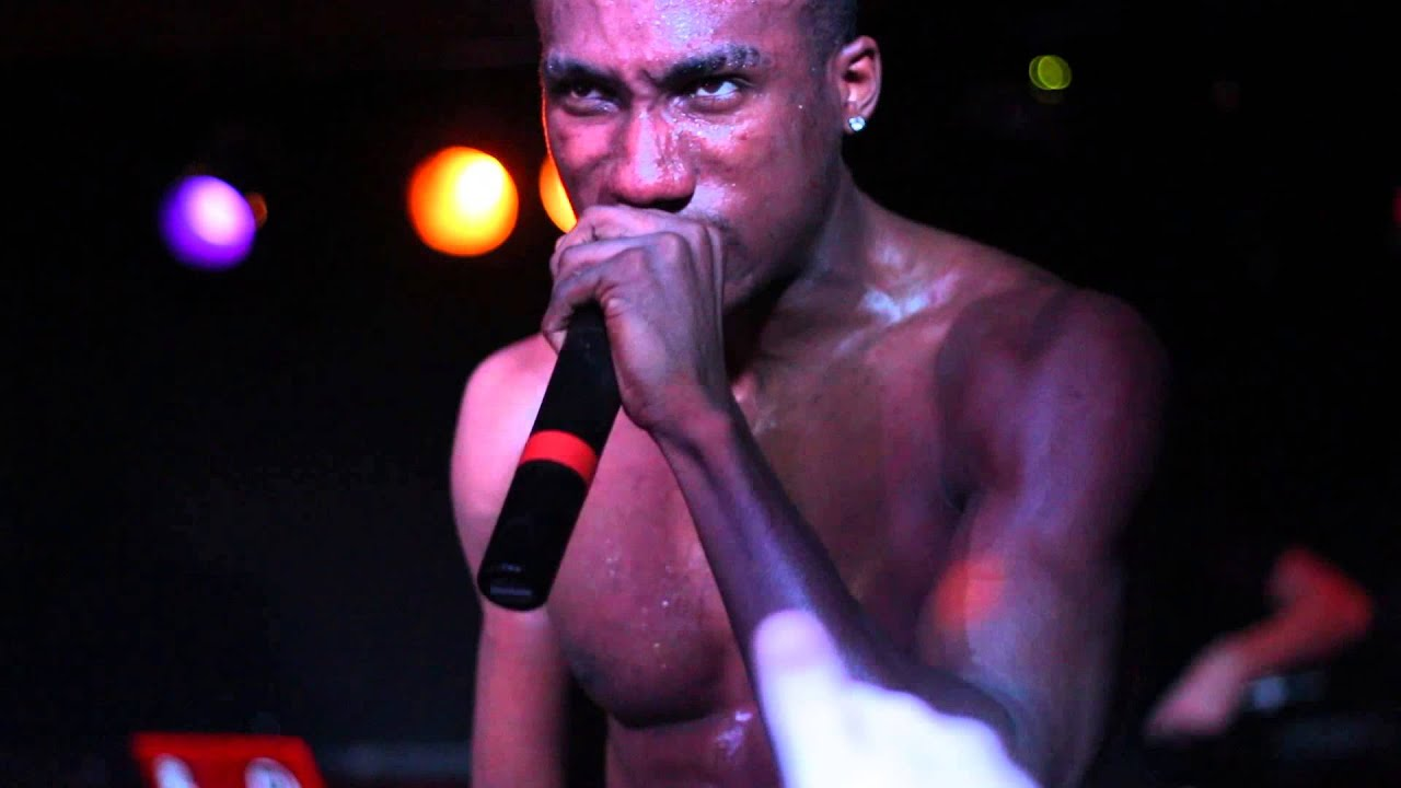 Hopsin Ill Mind Of Hopsin 5 Live Youtube