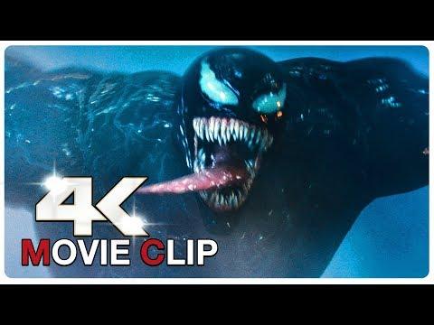 VENOM Fight Scene - VENOM (2018) Movie CLIP 4K