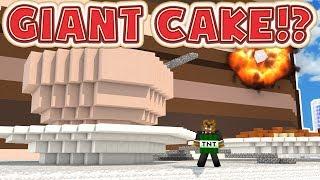 MODDED TNT WARS DINNER TABLE EDITION(NUKE TNT, CHEMICAL TNT, VOLCANO TNT) - MODDED Minigame