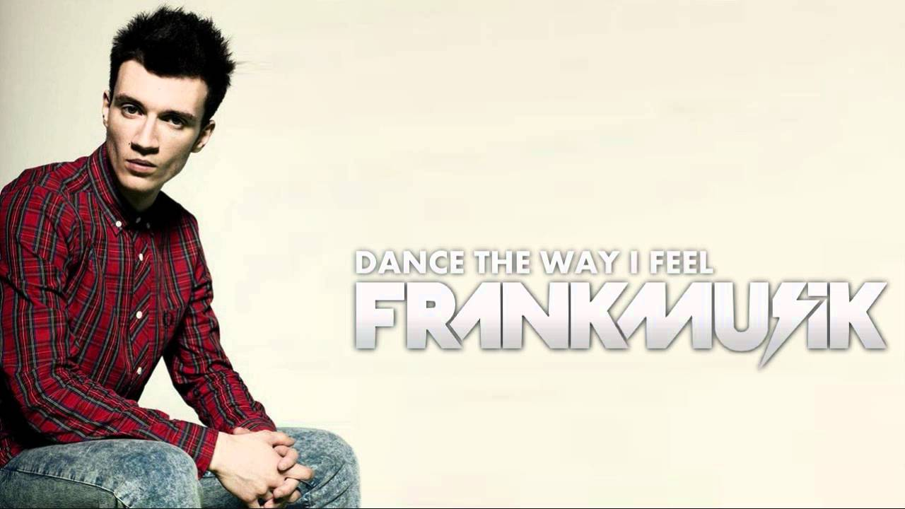 Frankmusik Dance The Way I Feel Ou Est Le Swimming Pool Cover Hd Youtube