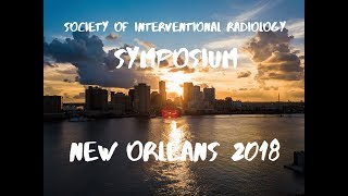Interventional Radiology Symposium New Orleans 2018