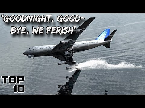 Top 10 Scary Last Words From Airplane Crashes