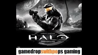Lets Play Halo: Combat Evolved Anniversary Xbox 360 on Xbox One Walkthrough & Gameplay Pt 7