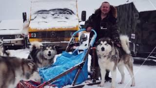 На снегоходах Irbis на перевал Дятлова: 240 км при -30С