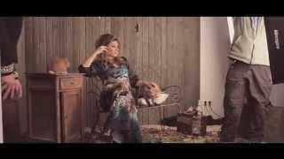Бэкстейдж со съемки Жанны Бадоевой для журнала Touch