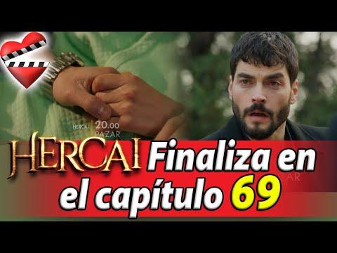 HERCAI Llega A Su Final De La Tercera Temporada / Capítulo 69 Final