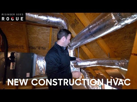 New Construction HVAC - Here's My Favorite System