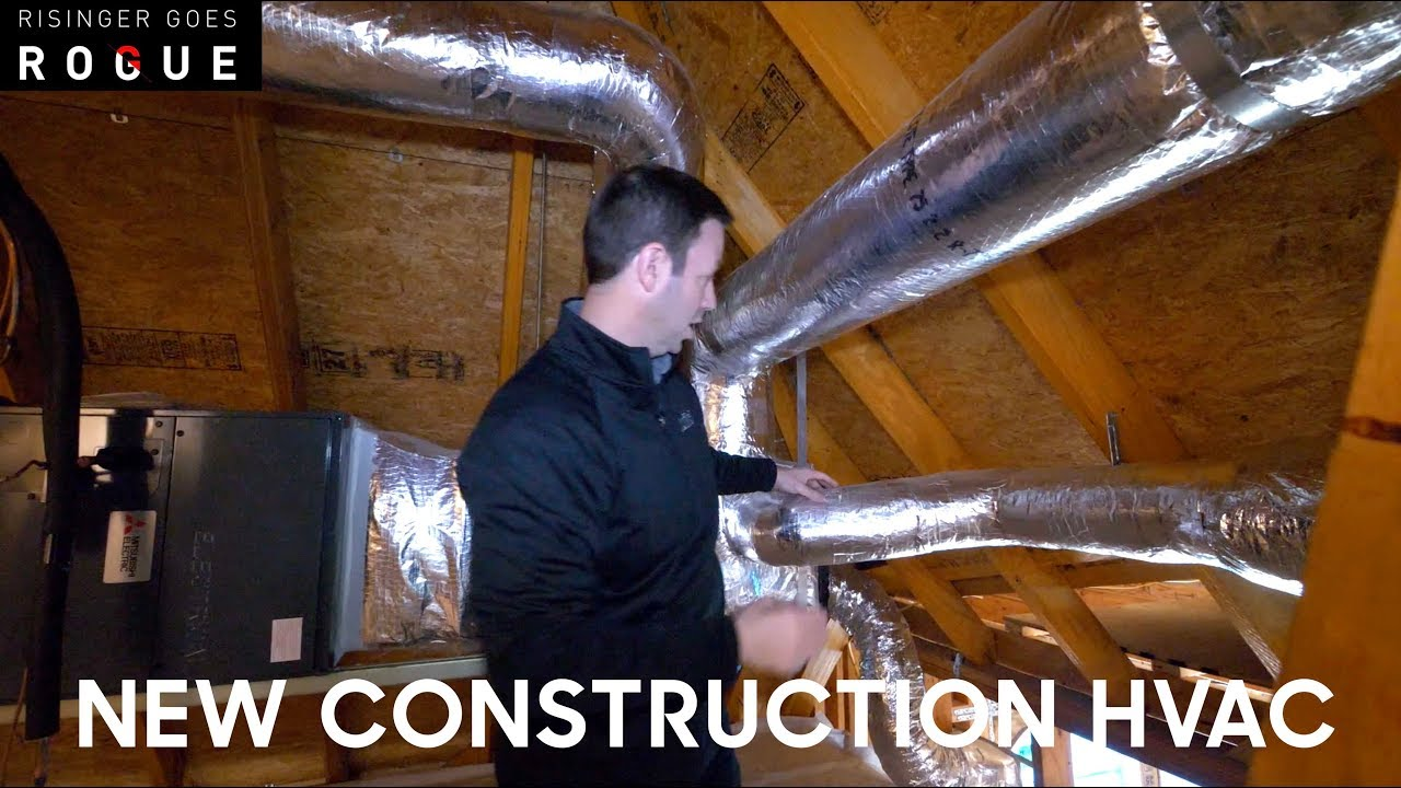 New Construction Hvac Here S My Favorite System