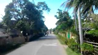 Road trip at malay aklan to water fall