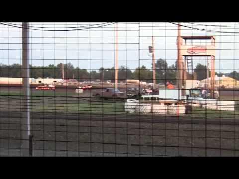Farmer City Raceway, Sportsman Heat, June 29, 2012