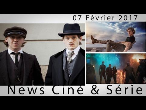 LOGAN, PACIFIC RIM 2, LES GARDIENS DE LA GALAXIE 2, SCARFACE... Les news de la semaine