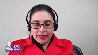 MARÍA ELENA CHAPA. Mesa Agenda de paridad de género