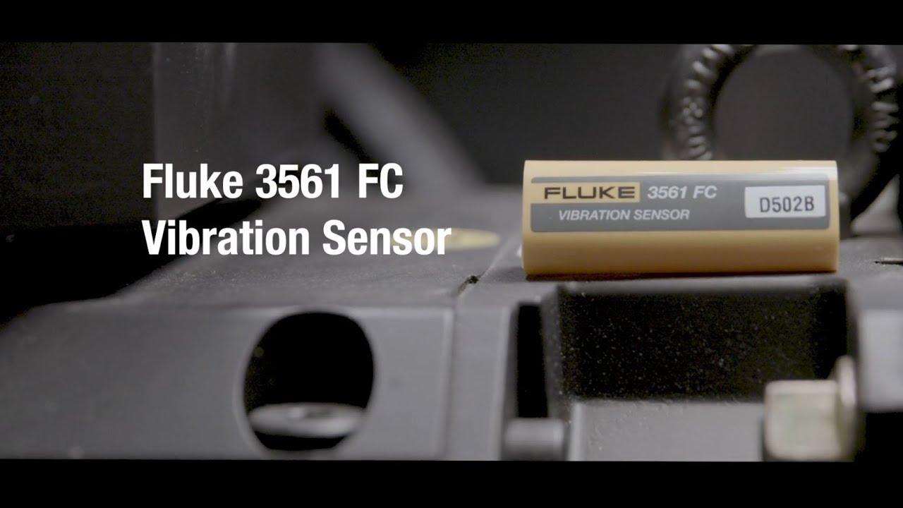 Download Introducing the Fluke 3561 FC Vibration Sensors