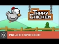 Tappy Chicken for iOS, Android & HTML5 |