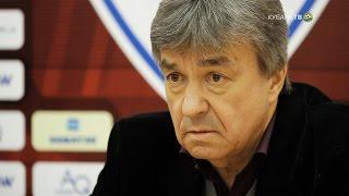 После матча: Александр Ирхин
