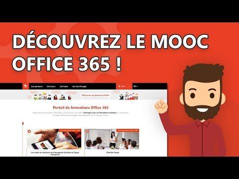 Découvrez le MOOC Office 365 !