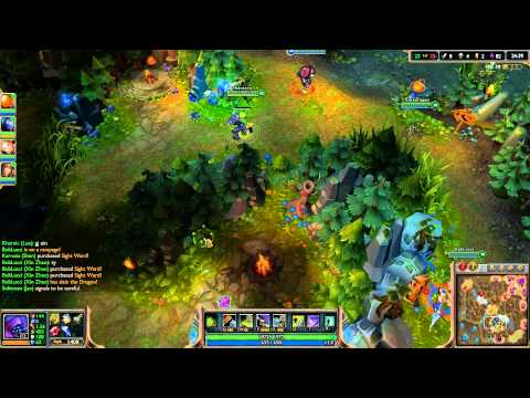 League of Legends Let's Play [1080p HD] - Jax Game #3 - Ep. 6