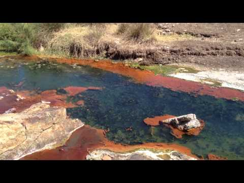 Hot Springs of Polichnitos - Lesbos