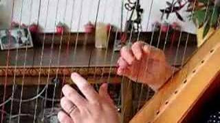 Celtic harp: Brian Boru