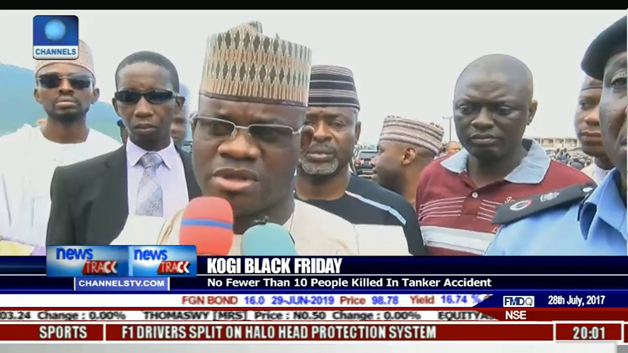 Kogi Black Friday: No Fewer Than 10 People Killed In Tanker Accident