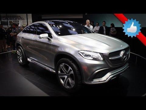 2016 Mercedes-Benz Concept Coupe SUV: Beijing 2014
