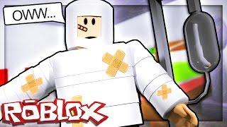 Roblox Adventures - BREAKING ALL MY BONES IN ROBLOX! (Roblox Broken Bones)