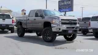 2013 Chevrolet Silverado 2500HD Duramax 6.6L Diesel Engine  -  Utah Motor Company,LLC (801)722-5482