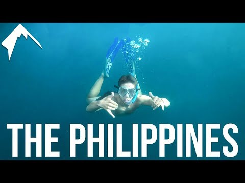 How to Travel the PHILIPPINES in 30 Days! Philippines Travel