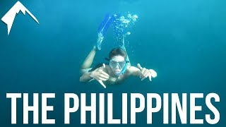 How to Travel the PHILIPPINES in 30 Days! Philippines Travel Guide!