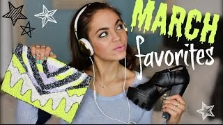 March Favorites 2014⎪Fashion, Beauty & MORE Thumbnail