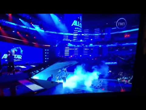 2012 NBA All-Star Game - East Intro