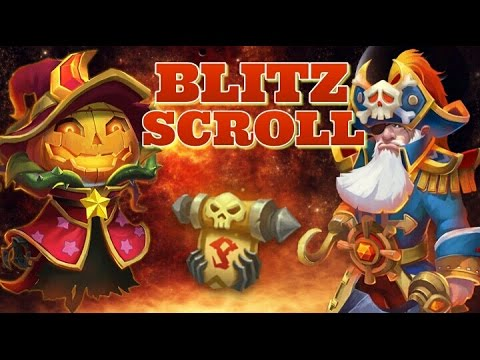 Castle Clash Overview Of The Artifact Blitz Scroll!