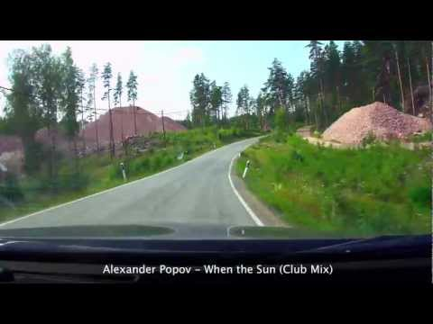 Alexander Popov - When the Sun (Club Mix)