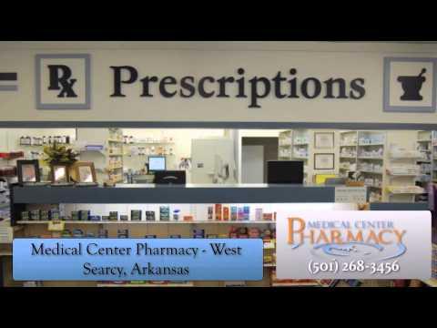 Medical Center Pharmacy West (501) 268 3456