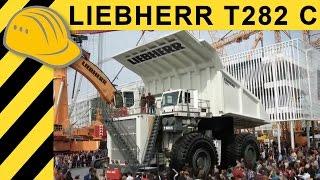 Extreme Machines: Liebherr T282 C - Biggest Truck in the World Inside - XXL Muldenkipper