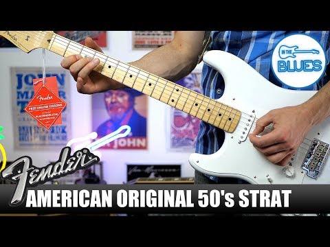 Fender Original Series 50's Stratocaster (2018)