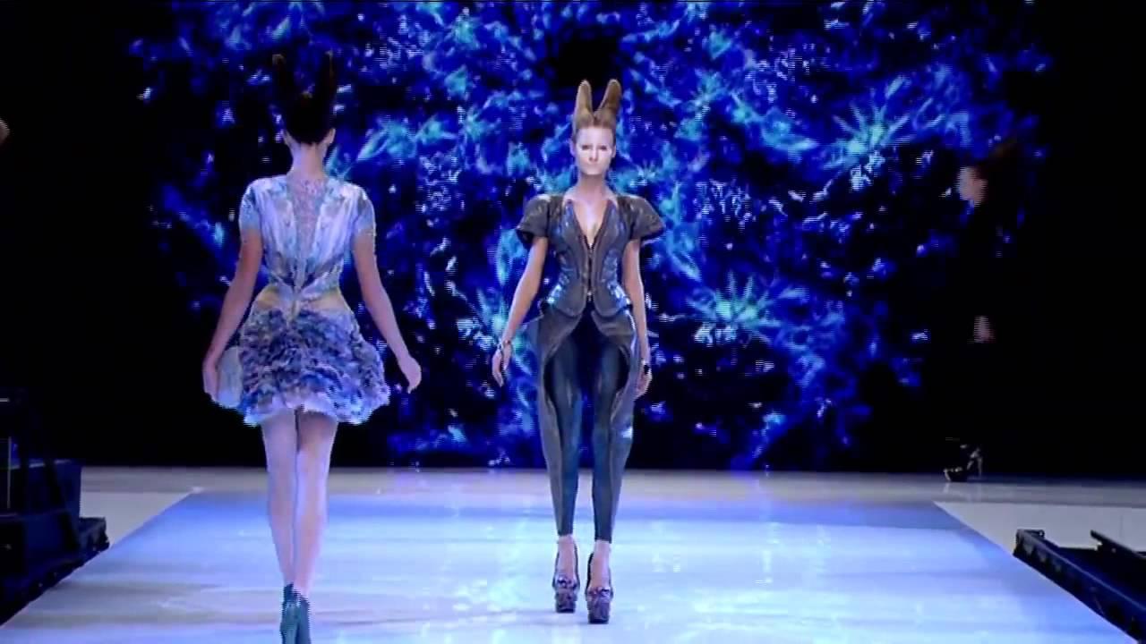 Alexander McQueen Spring/Summer 2010 (Platos Atlantis Spécial Edition)