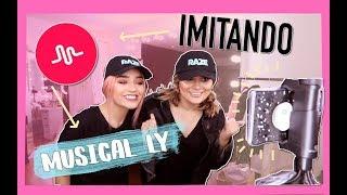 IMITANDO (Y CREANDO) MUSICAL.LYS - Calle y Poché