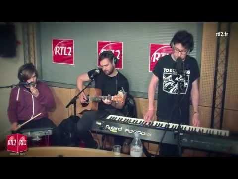 Bastille    No Scrubs live at RTL2