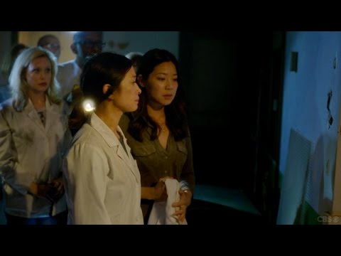 Cindy Chu in MacGyver Crossover with Hawaii 50 MacGyverxH50