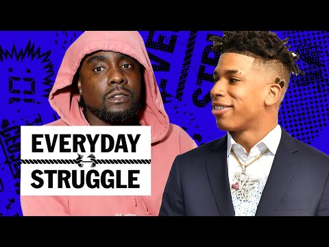 wale-album,-nle-choppa,-sheck-wes-'on-the-clock?'-all-rap-fans-can-say-n-word?- -everyday-struggle