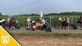 Parookaville 2019: Die ersten Besucher erreichen Weeze