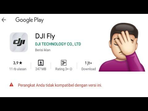 cara-instal-dji-fly-tidak-ada-di-playstore