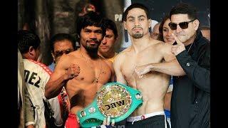 Manny Pacquiao vs Danny Garcia