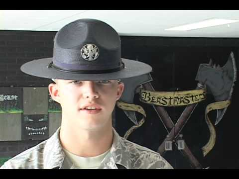 Army & Air Force Swap Drill Sergeants PT 13