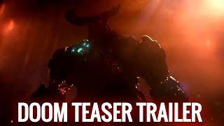 DOOM Teaser Trailer - Cyberdemon - E3 2014
