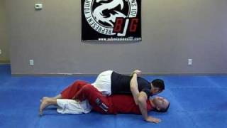 The Lock Down (Half Guard): Getting and maintaining the lockdown