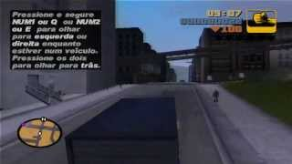GTA III 1# Claude Speed e Sua Voz Intrigante !